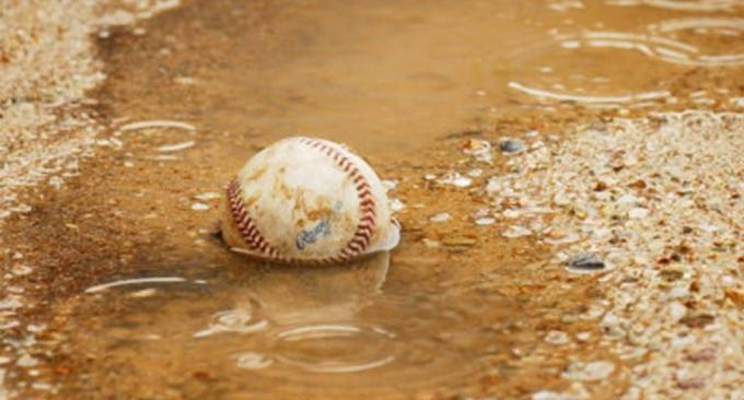 Why Not Play Baseball In The Rain [2021 Update] | Bats Finder