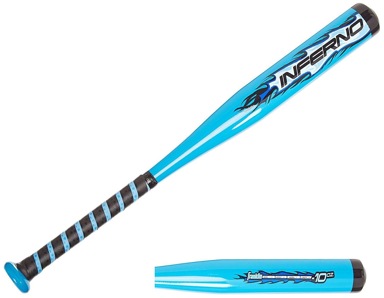 Franklin Sports Inferno Tee Ball Bat