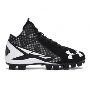 Boy's Under Armour Leadoff Mid Jr. Baseball Cleat