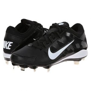 Nike Women's Hyperdiamond Strike Metal Softball Cleat