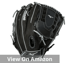 "Mizuno Premier GPM1404 14"" Adult Outfield/Utility Slowpitch or Fastpitch Softball Glove"