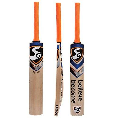 SG Kashmir Willow Cricket Bat Full Size with Cover
